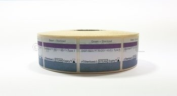 Etykieta 3-rzędowa do metkownicy typu GK