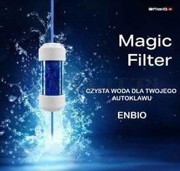 MAGIC FILTER - oczyszcza wodę dla ENBIO