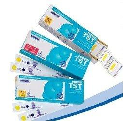 TST 134/5,3 paskowy test emulacyjny (100 szt.)