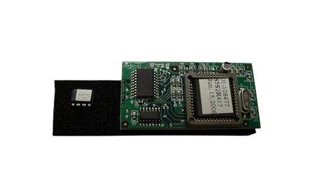 Adapter karty kontrolera i mikroprocesor
