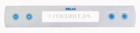 Naklejka klawiatury MELAG (nowa)